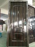 2016新しいデザイン鋼鉄機密保護のドア