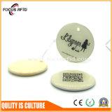 풀 컬러 인쇄 및 Qr 부호를 가진 NFC RFID 꼬리표