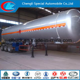 ASME 60 Cbm Cbm LPG Tanker-Schlussteil für LPG-Gas-Transport