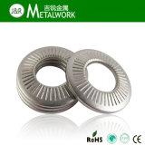 Rondelle conique de blocage d'acier inoxydable