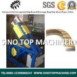 Machine de protection des arêtes en acier