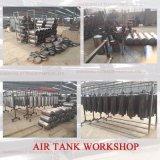 Alta qualidade de aço peças do reboque do tanque do ar de 30 litros