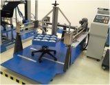 自動オフィス装置の椅子ベース耐久性の試験装置