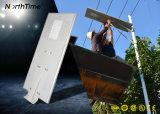 réverbère solaire complet Integrated de 70W DEL