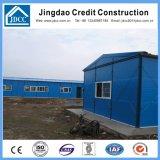 Vida y casa modular prefabricada de la oficina