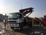 37m Verre Gebruikte Concrete Pomp Putzmeister met Vrachtwagen (45m /46m)