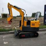 Piccola macchina di scavatura del piccolo escavatore del cingolo 1t