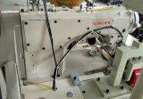 Alta velocidade gancho automático e Eye fita máquina de costura