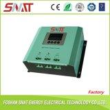 高品質40A 80A 24V MPPTのLCD表示が付いている太陽料金のコントローラ