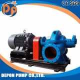 Pompe à eau élevée de double aspiration de flux