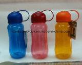عادة بلاستيك حرّة يشخّص رياضات زجاجة
