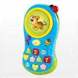 En71承認のプラスチック赤ん坊の携帯電話のおもちゃ(H4646108)