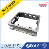 La precisión modificada para requisitos particulares de la aleación de aluminio a presión la fundición para la pieza de la cubierta