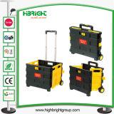 Satz-u. Rollenfaltbarer Einkaufswagen (HBE-FP-1)