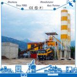 De super Kwaliteit Hzs50 50m3/H bevestigde Stationaire Concrete Concrete het Mengen zich van de Installatie van de Partij Installatie