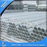 Tubo de acero pre galvanizado de ASTM A53 para el andamio
