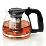 Tea Coffeeのための耐熱性Glass Kettle Clear Glass Kettle