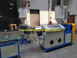 Macchina di plastica bassa di produzione del tubo di doppio strato del consumo di energia