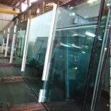 La Chine offrent 8mm+12A + 8mm, bas-E pour le grand édifice de verre isolé