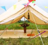 La tela di canapa calda del cotone di vendite impermeabilizza la tenda di 5m Bell