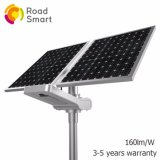 Las luces solares impermeable al aire libre del sensor de movimiento en el alumbrado público LED