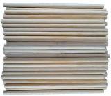 Bambou ronde écologique jetables de bâtonnets de crème glacée