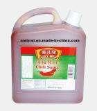 Salsa de Chili 2.5kg Hotseller en frasco de plástico