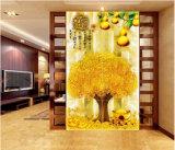 Глобальные яркий бамбуковые волокна платы цифровой струйной печати 5D УФ-принтер
