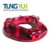 Soem kundenspezifische CNC-Präzisions-maschinell bearbeitenteile für Selbstersatzteile