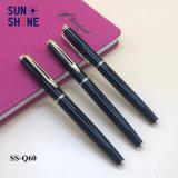 Metaal van het van de Bedrijfs pen van de Rol van Wholsale Pen van de Gift de Zwarte
