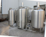 1bbl het Bierbrouwen van de Apparatuur van de brouwerij