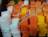 Syzygium Samarangense Schaumgummi-Verpackungs-Netz-Strangpresßling-Maschine