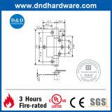 Шарнир двери оборудования SS304 нержавеющей стали для деревянной двери (DDSS081)