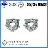 Alluminio lavorato CNC su ordinazione di precisione che lavora per l'alloggiamento della scatola ingranaggi