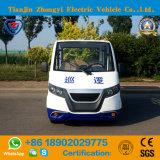 Zhongyi 4 Zetels sloot Elektrische Patrouillewagens op Verkoop in