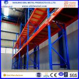 Q235 de alta calidad de acero de gran luz Rack / prestaciones medias rack una