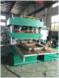 Máquina de molde de borracha da compressão da telha