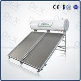 calentador de agua solar de la placa plana 300L con 4 metros cuadrados de colector de la pantalla plana