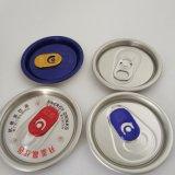 熱い販売の缶ビールカバー容易な開放端アルミニウム帽子