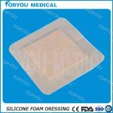 최신 판매 의학 실리콘 거품 드레싱