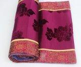 Tela impressa de matéria têxtil de algodão da fábrica de China da venda estiramento quente