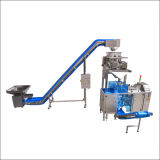 De pre-gemaakte Machine van de Verpakking van de Zak van de Tribune van de Ritssluiting