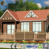 Los paneles plásticos de la azotea de la casa verde (TF-04D)