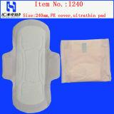 中国の女性衛生パッドManuacturerのための女性の生理用ナプキン