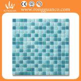 Swimming PoolおよびJacuzzi (MC827)のための緑のMixture Glass Mosaic