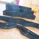 Пластичный HDPE Geocell черноты 100mm 150mm