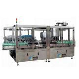 De Lopende band van de vullende Machine Van volledig-Automatische Was, Vullend, en Verzegelend (het bottelen) 3 in Geïntegreerdee 1