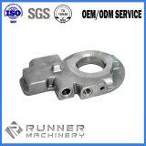 Peças fazendo à máquina personalizadas da precisão com estaca do CNC/máquina Drilling