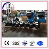 Plooiende Machine van de Slang van de Macht van Fin van de Fabriek van China de Automatische Hydraulische