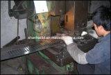 木製のケースとセットされる113 PCSのステンレス鋼の平皿類